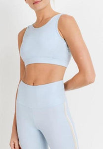 """Cloud 9"" Bra Top Blue"