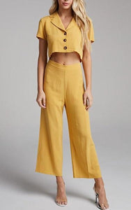 """Hey Honey"" Two Piece Set"