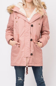 """Blizzard Babe"" Coat"