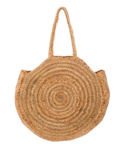 """Bella"" Straw Bag"
