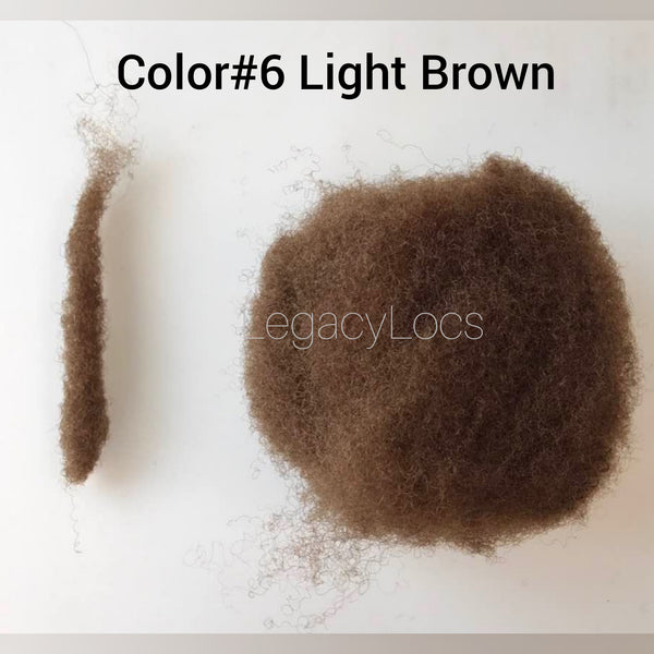 Legacy Tight Afro Kinky Bulk Bundle100%  Human Hair