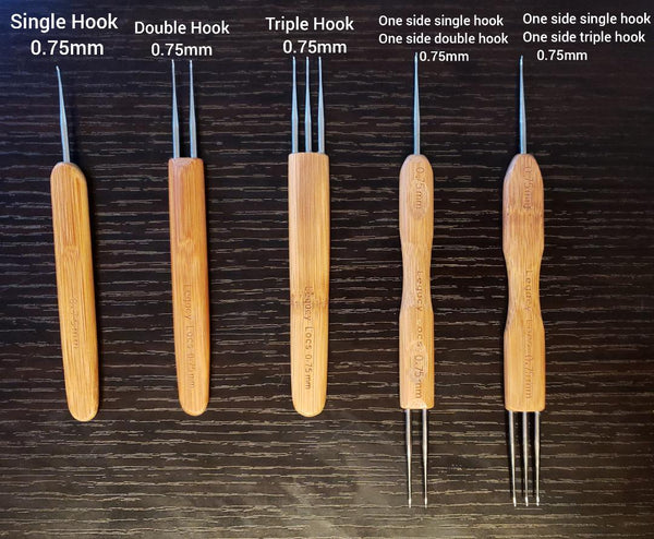 Dreadlock Tool Crochet Needles