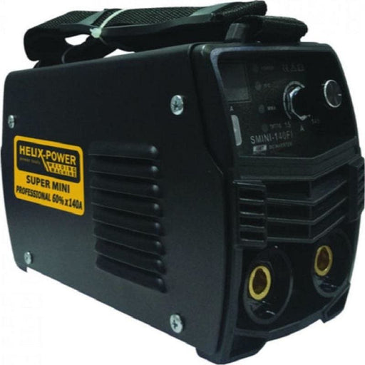 HELIX POWER Ηλεκτροκόλληση IGBT Inverter Super Mini 140A - Dagiopoulos.gr
