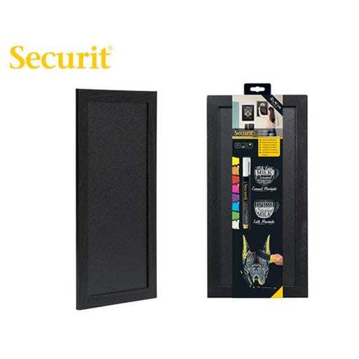 Securit 40x20Cm &