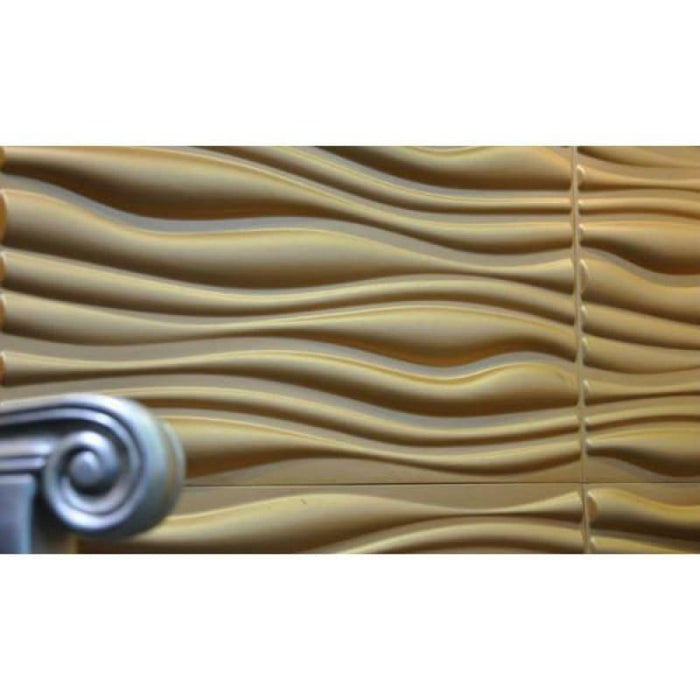 3D Panel Waves - Panel