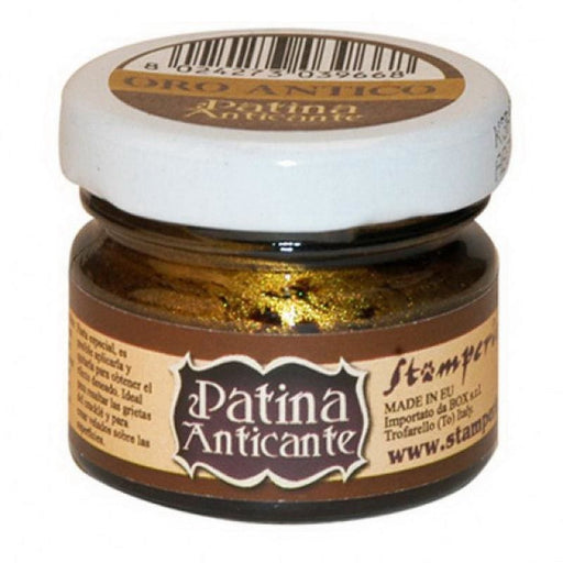 Stamperia 20 ml - Antic Gold