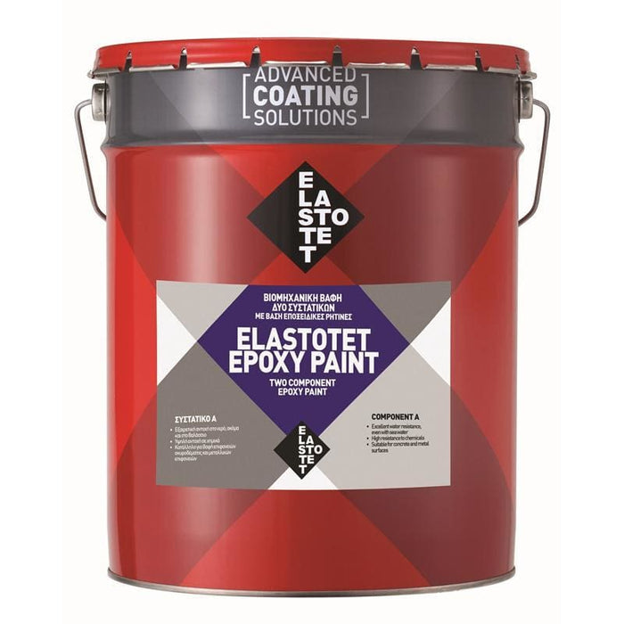 Elastotet Epoxy Paint 2
