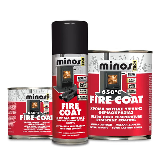 Evochem Mercola Minos Fire Coat 650C