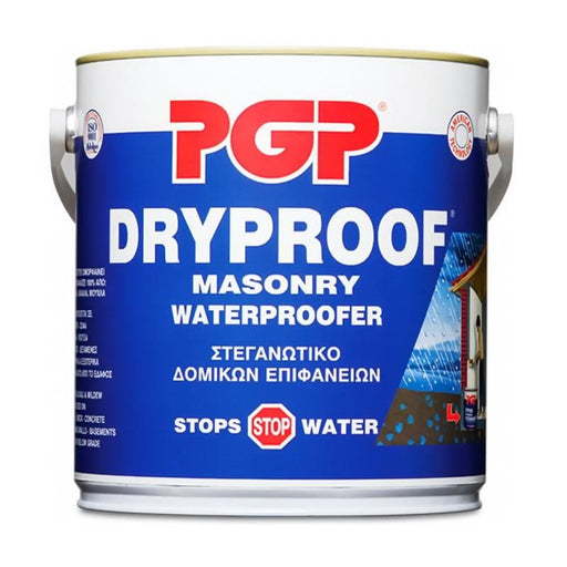 PGP Dryproof Masonry Waterproofer
