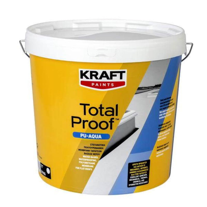 Kraft Total Proof PU Aqua