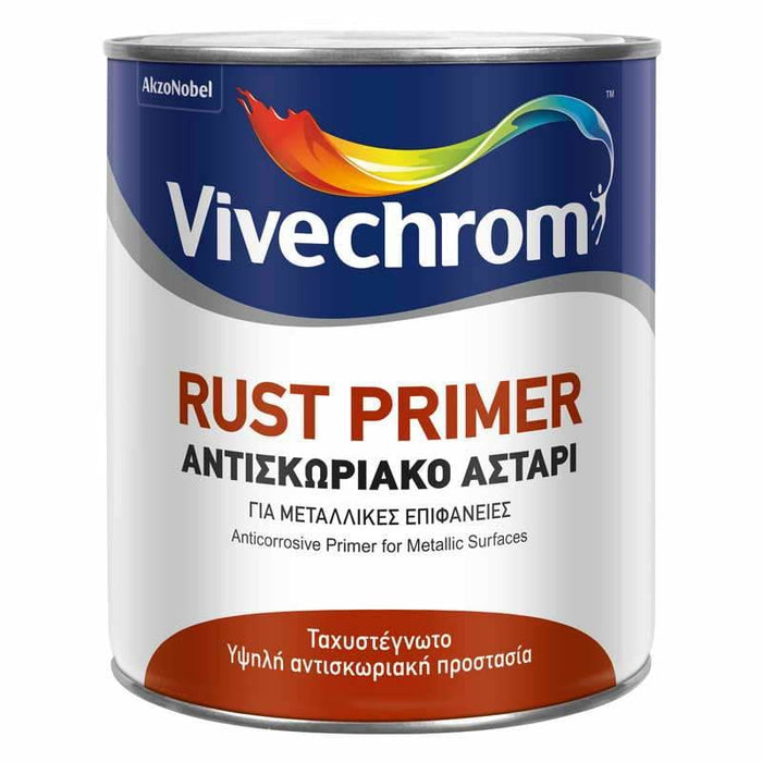 Vivechrom Rust Primer - 750 ml