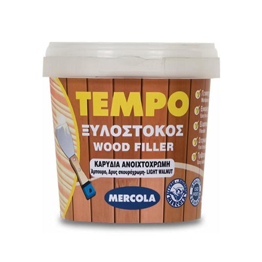 Mercola Tempo Wood Putty