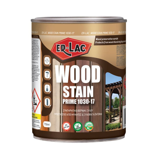 ErLac Wood Stain Prime 1030-17