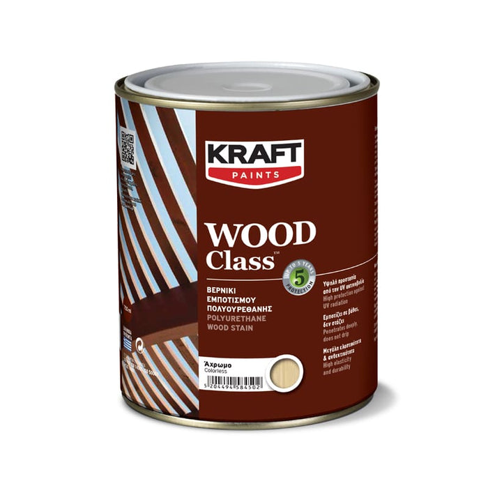 Kraft Wood Class - 750 ml / 200