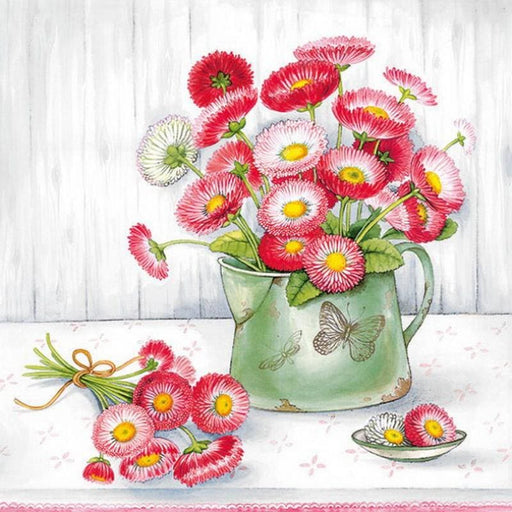 Ambiente 33X33 cm Bellis In Pot