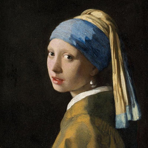 Ambiente 33X33 cm Girl With The Pearl Earring