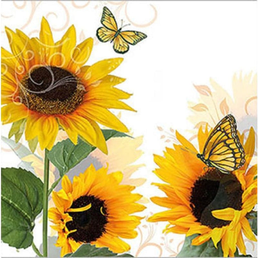Ambiente 33x33 cm Sunny Butterfly