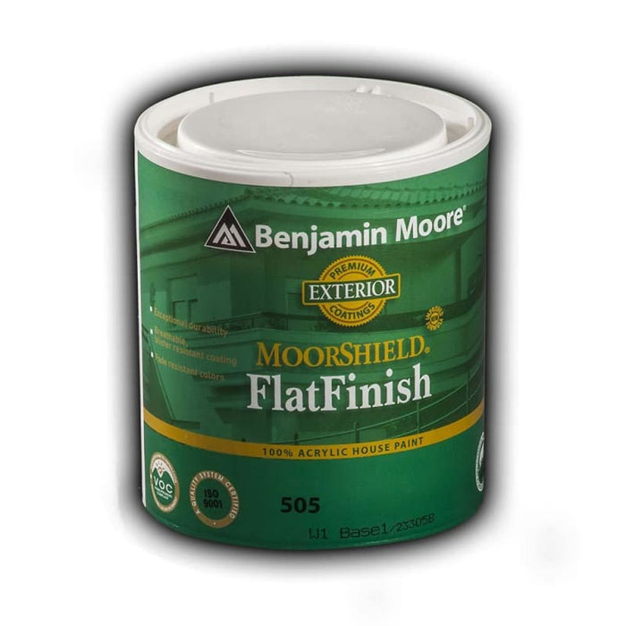 Benjamin Moore 505 MooreShield House Paint 100%