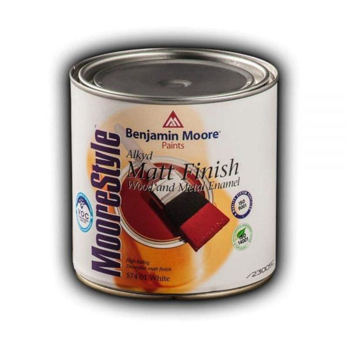 Benjamin Moore 574 MooreStyle Wood & Metal Matt Finish