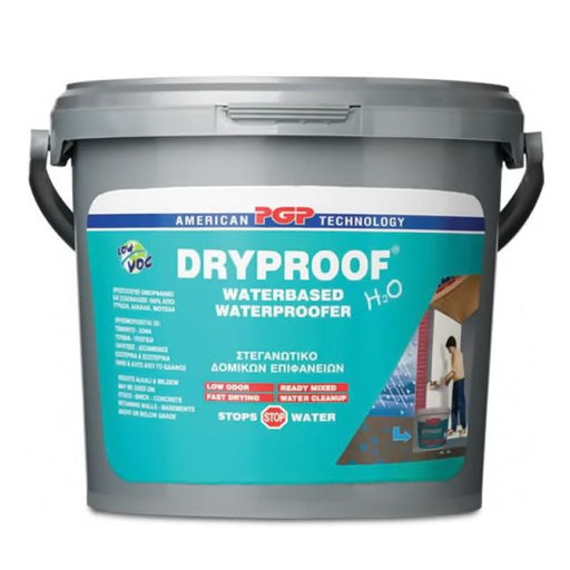 PGP Dryproof Waterbased Masonry Waterproofer