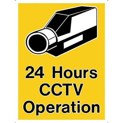 PVC 24 HOURS CCTV OPERATION