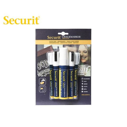 Securit 1-2/2-6/7-15Mm 5