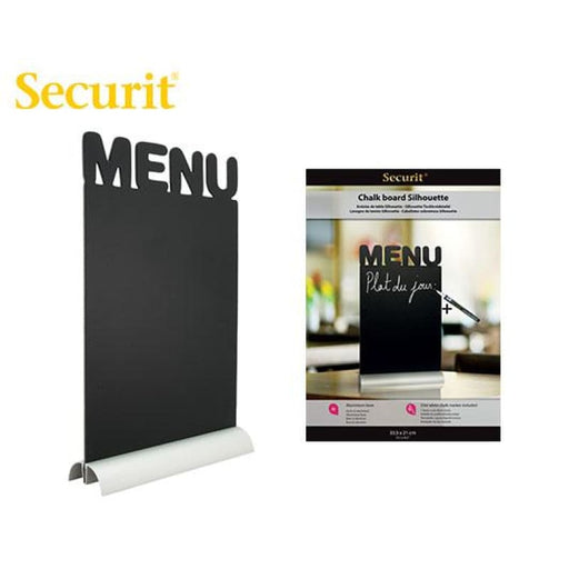 Securit Menu 34 2x21Cm