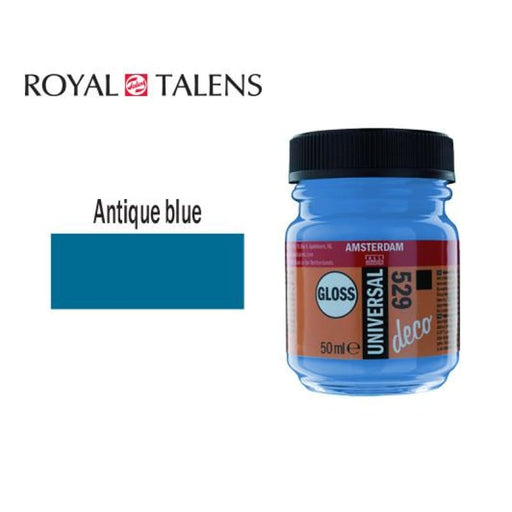 Tal Gloss 50ml Ams Deco Ant.blue