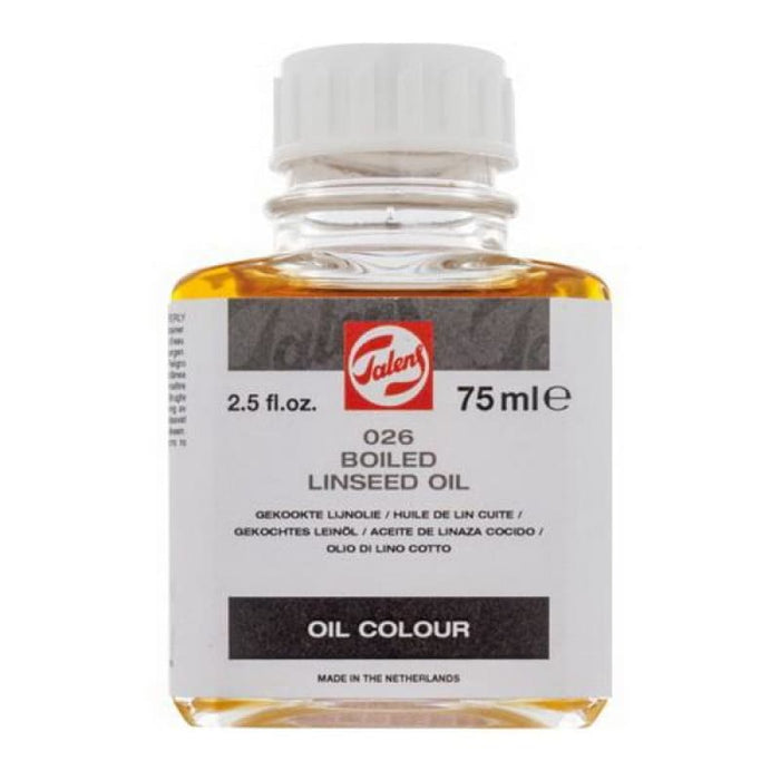 Talens 026 Boiled Linseed Oil