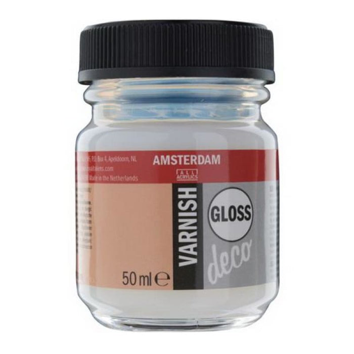 Talens Amsterdam Deco Acrylic Varnish Gloss 50ml