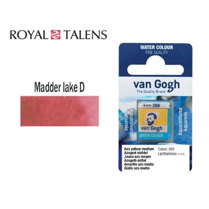 Talens V.gogh Madder Lake Dp.