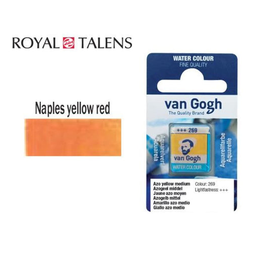 Talens V.gogh Naples Yellow Red