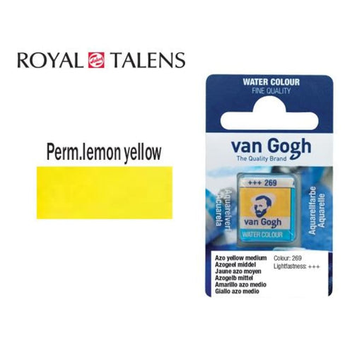 Talens V.gogh Permanent Lemon Yellow