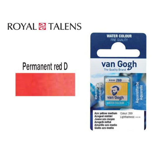 Talens V.gogh Permanent Red Deep