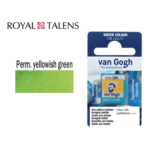 Talens V.gogh Permanent Yellow Green