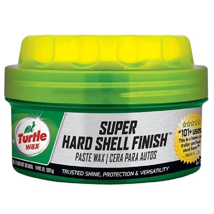 Turtle Wax Super Hard Shell Finish Κερί Γυαλίσματος 397ml