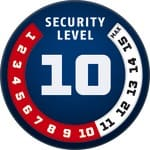 Level 10 ABUS GLOBAL PROTECTION STANDARD ® A higher level means more security