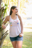 Ladies' Flowy Go-To Racerback Tank