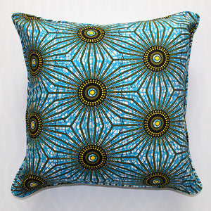 Forget Me Not Pillow Cover