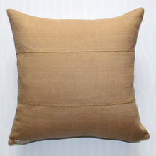 Driftwood & Maroon Pillow Cover