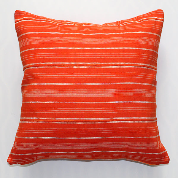 Papaya 20x20 Pillow Cover
