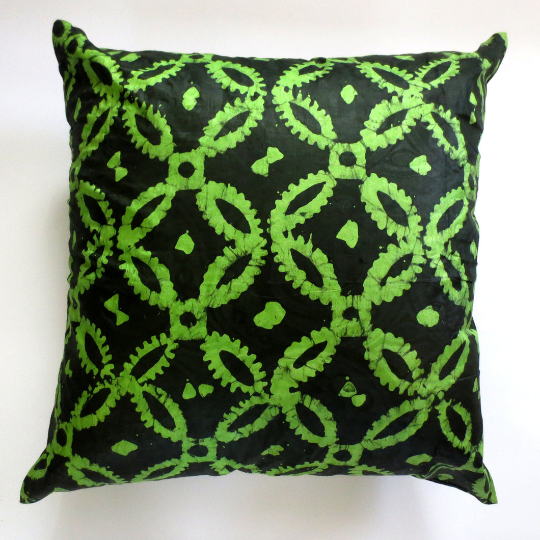 Green Limes 20x20 Pillow Cover