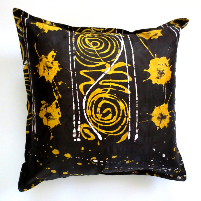 Gold Dust 20x20 Pillow Cover