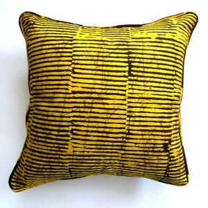 Sunflower Pillow Cover