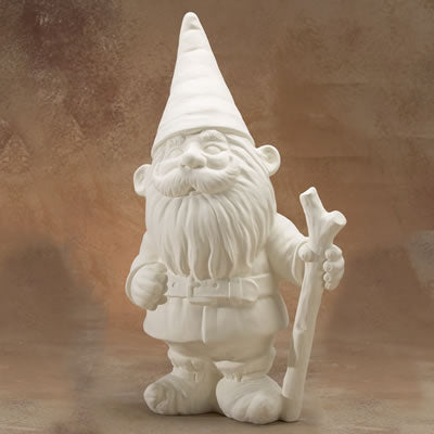 Paint a Garden Gnome 4/27 3-5pm