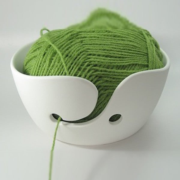 Make a Knitting Bowl 1/26/19 2-4 pm