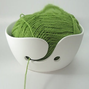 Make a Knitting Bowl 3/23/19 3-5 pm
