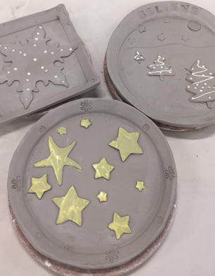 Cookie Plate Making Friday Sat 12/7/19 4-6pm