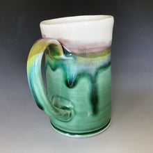 12 oz Summer Forest Curvy Mug Liz Proffetty Ceramics Item#M20