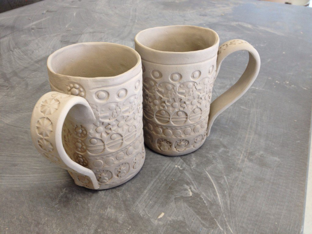 CLC Adult Education: Make a Mug Thursday 4/18/19 6-8pm